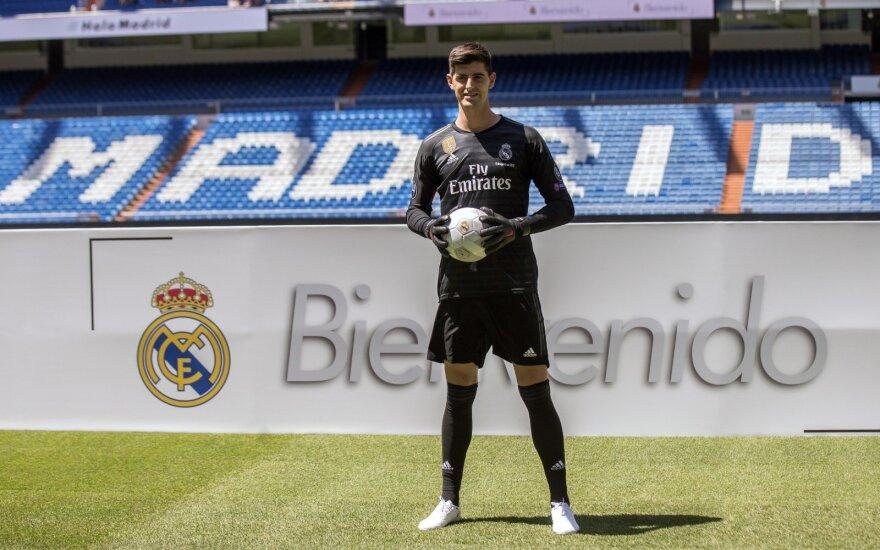 Thibaut Courtois Madride