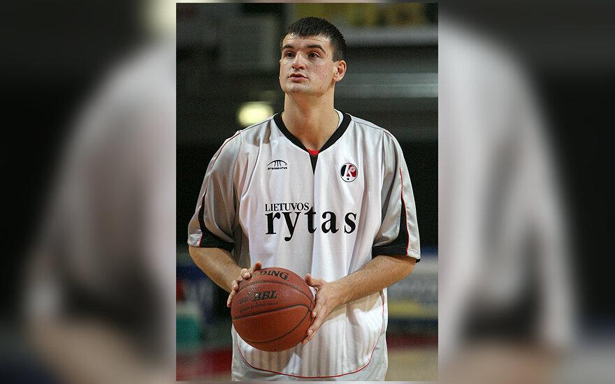 """Michailas Anisimovas (""""Lietuvos rytas"""")"""