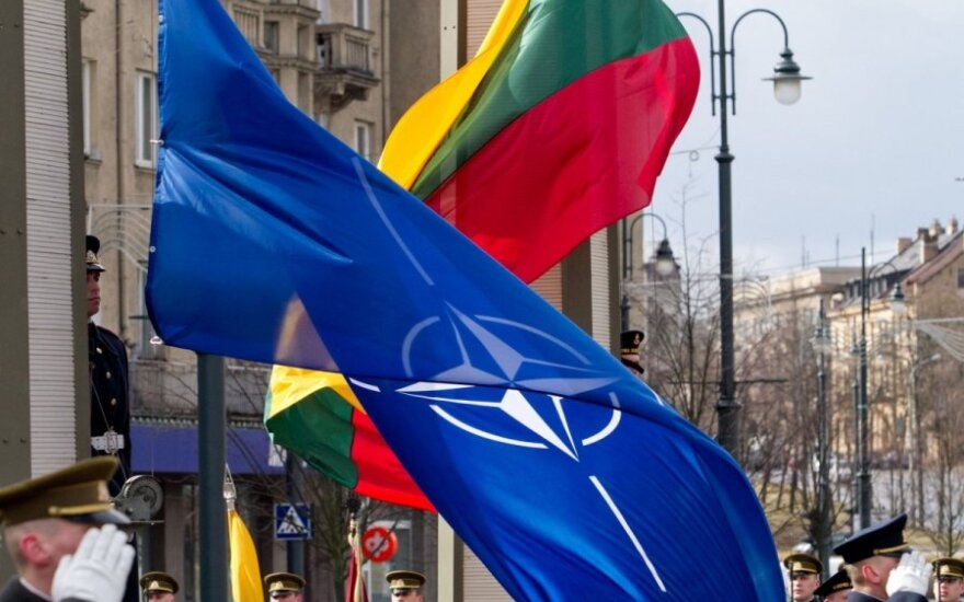 Countries bordering Russia many need special NATO forces, Lithuanian defence official says