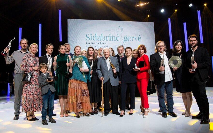 SILVER CRANE (Sidabrinė Gervė) photo @ Audrius Solominas and Robertas Daskevičius