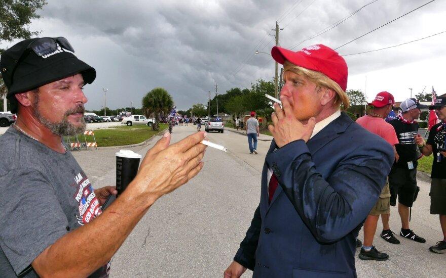 Floridos gyventojai