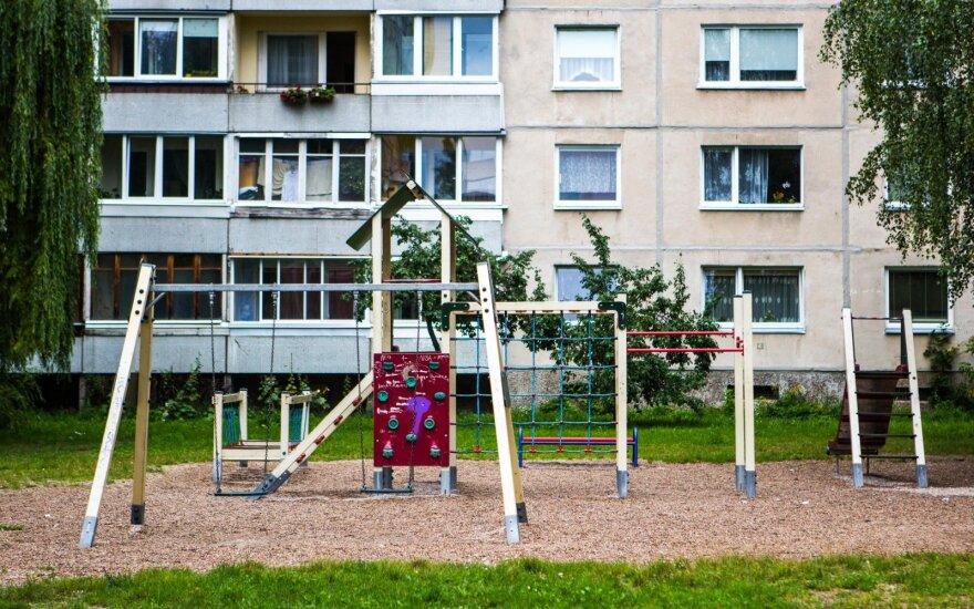Svarbus poreikis, kurį vis akcentuoja jaunos šeimos: be jo net nenori pirkti būsto