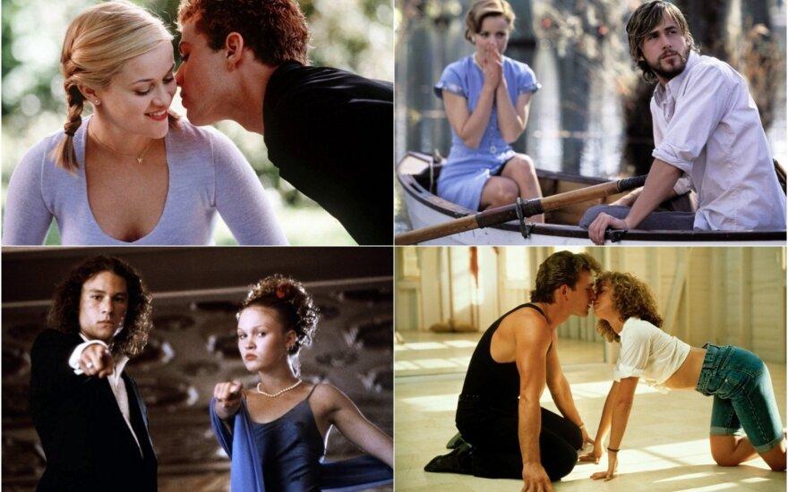 Subalansuota net ir išrankiausiam skoniui: 8 aistringi romantiniai filmai
