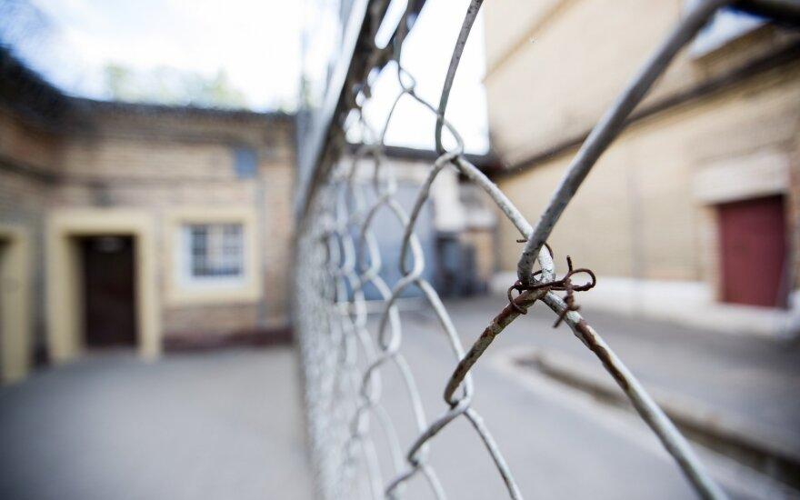 """""""Vasaros kino"""" seansai keliasi į Lukiškių kalėjimą"""