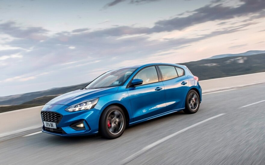 Ford Focus ST Line
