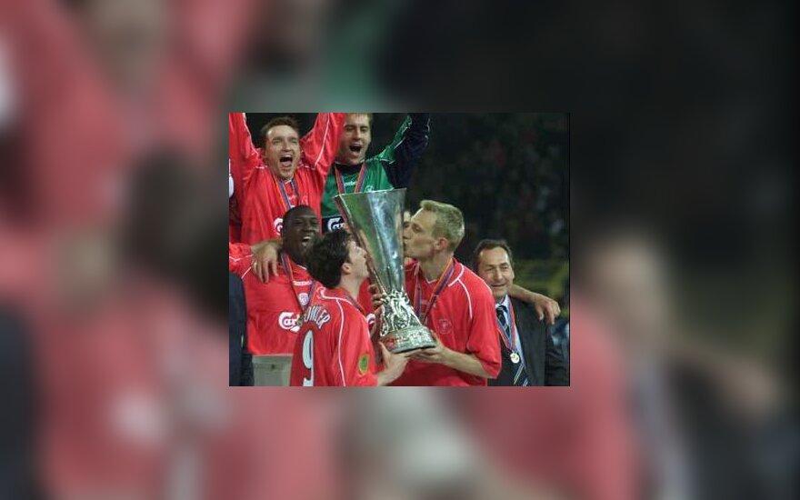 UEFA taurė