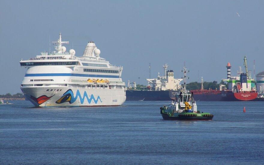 Klaipėdos uostas už 2,9 mln. eurų įsigijo narų laivą