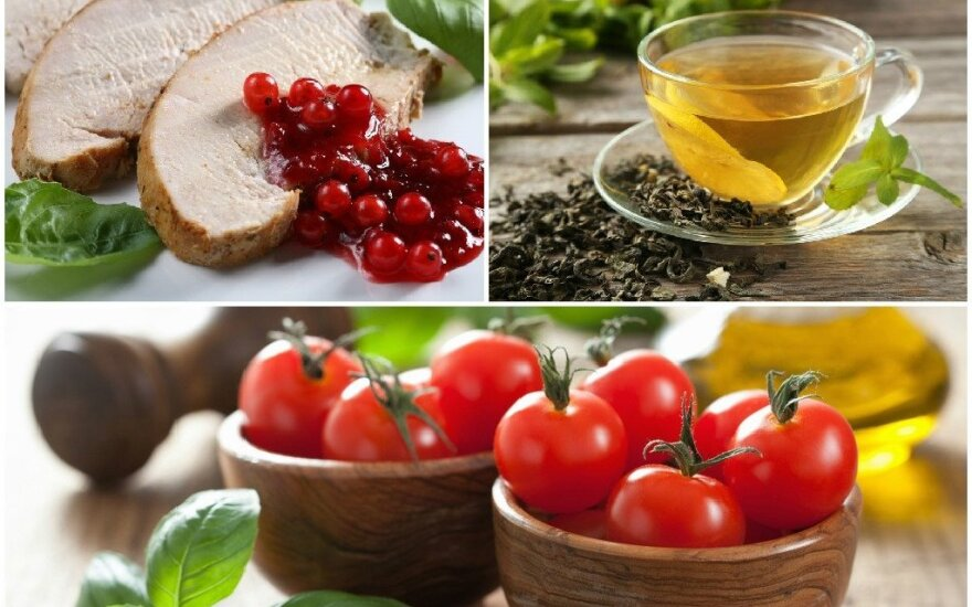 9 maisto produktai, kurie mažina uždegiminius procesus ir gerina nuotaiką