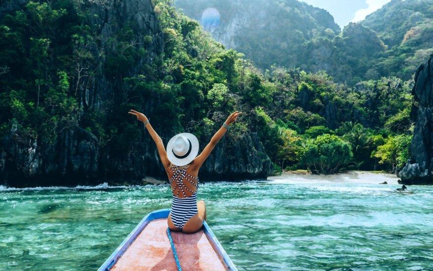 """10 """"Instagram"""" paskyrų, kurias turėtumėte sekti, jei esate kelionių mėgėjas"""