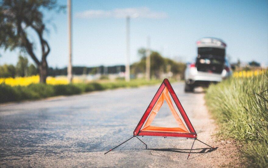 Ekspertai pasakė, kuri automobilio dalis nukenčia dažniausiai – žala siekia 300 eurų ir daugiau