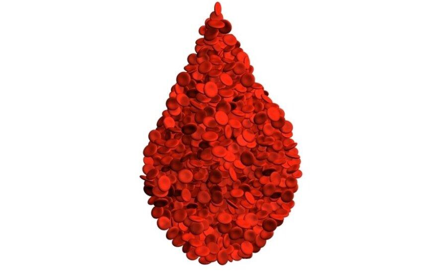 Hemofilija - kai kraujas nekreša, o ištrauktas dantis gresia mirtimi