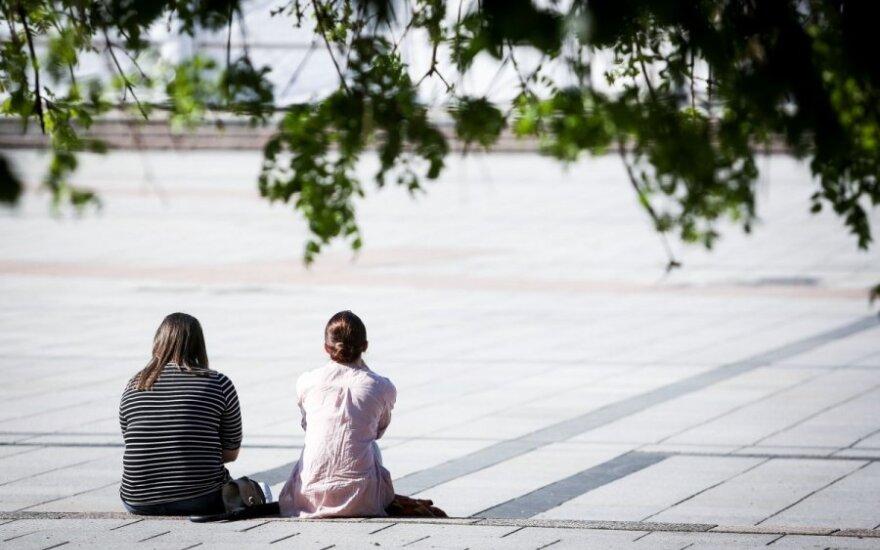 Jaunimą kviečia vasarą nelikti be darbo