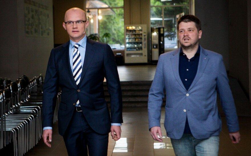 Jakilaitis žada inicijuoti pirmą teismo procesą Lietuvoje dėl persekiojimo už kritiką