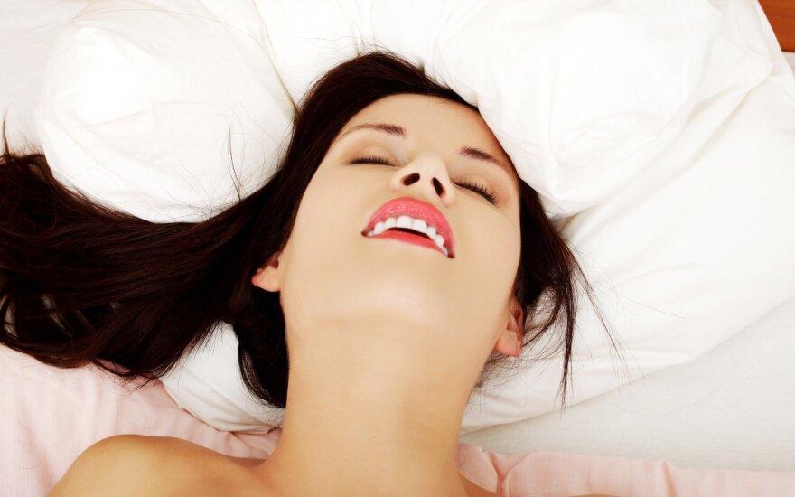Devynios moterys papasakojo apie patirtus atsitiktinius orgazmus