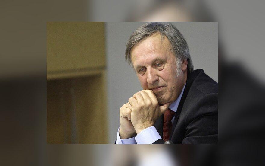 P.Gylys: rusų tautą buvome paskelbę politiškai neįgalia