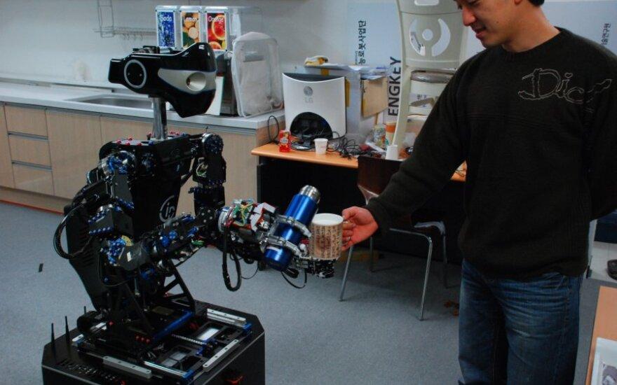 Robotas CIROS