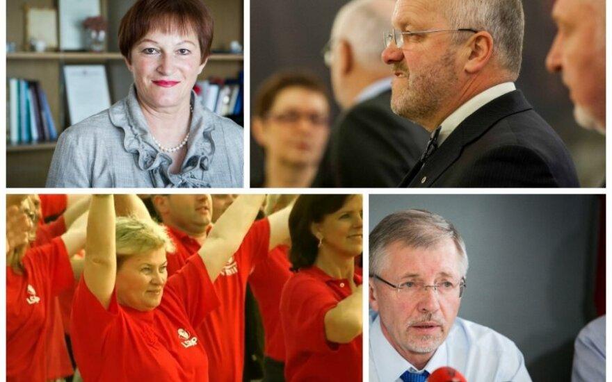 Socdemai veržiasi į Briuselį: jų sėkmės atveju neteksime pusės Vyriausybės