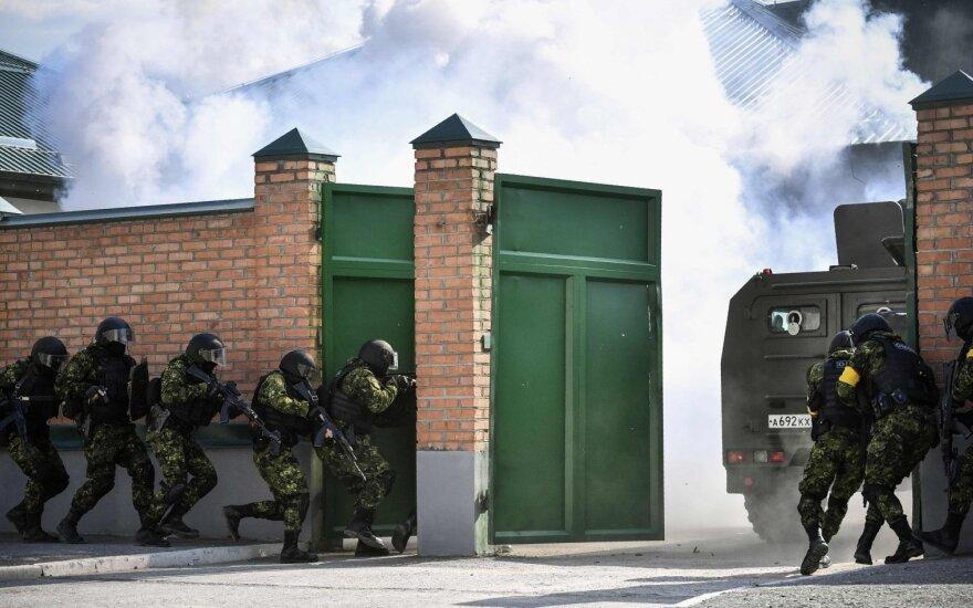 Čečėnijos specialiosios pajėgos