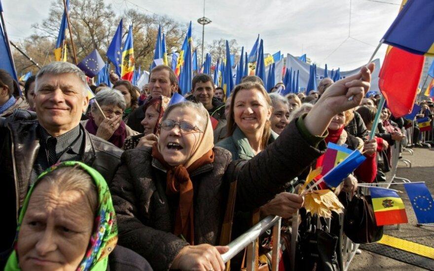 Krizė Ukrainoje, o pasekmės Moldovai?