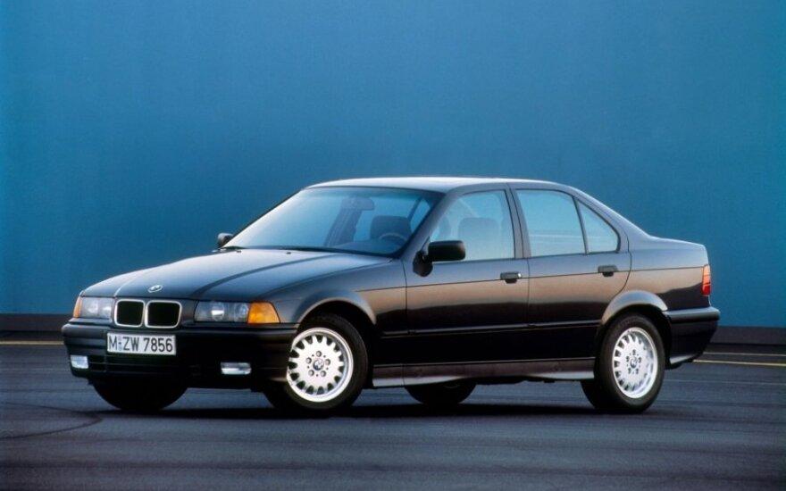 BMW E36 1990-1998 m.