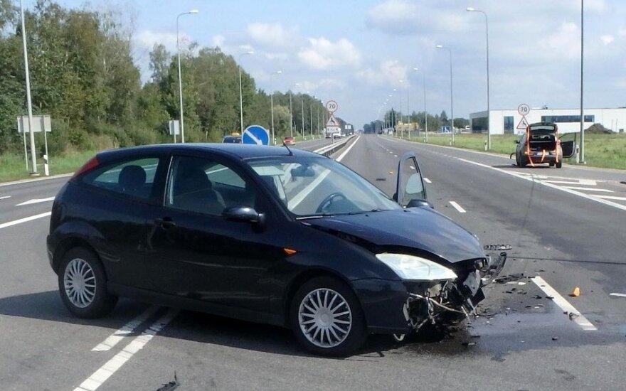 Kauno rajone avariją sukėlė į girtumo rekordą pretenduojantis vairuotojas