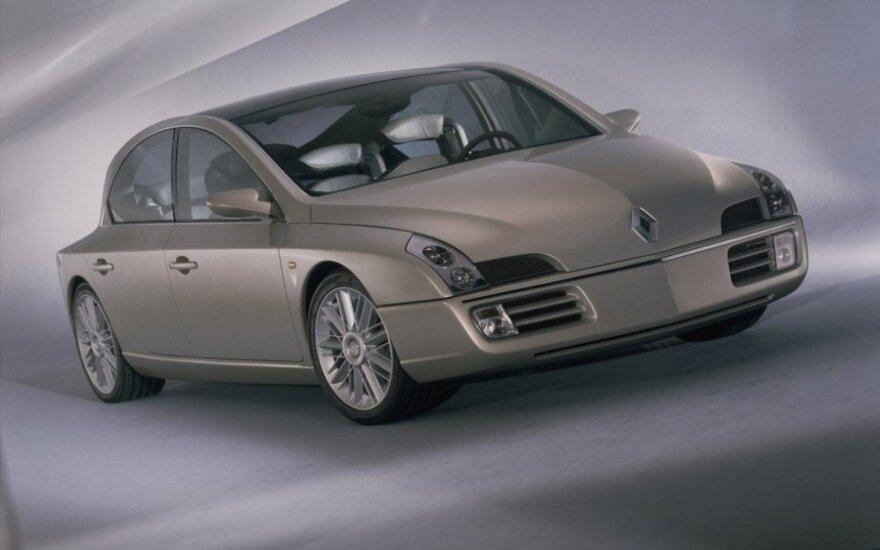 Renault Initiale Concept (1995 m.)