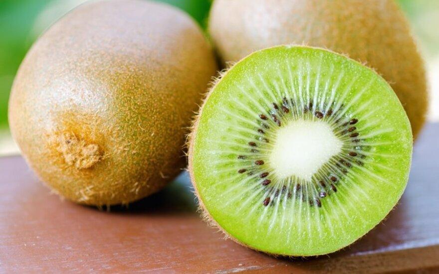 Visos paros vitaminų dozė – vos viename vaisiuje
