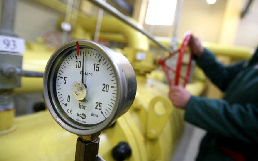 Terminalą finansuosime didesne dujų kaina