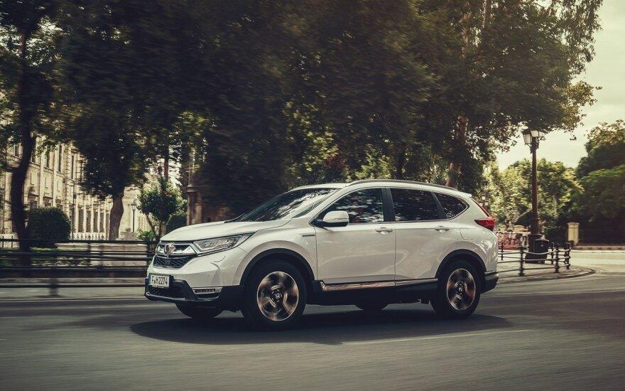 """""""Honda CR-V Hybrid"""""""