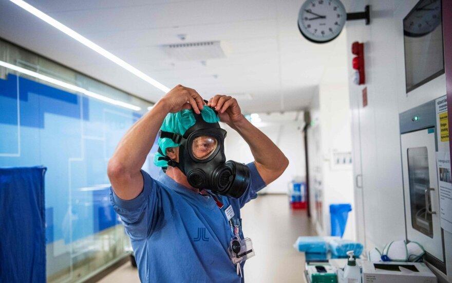 Koronaviruso krizė: svarbiausios savaitgalio naujienos
