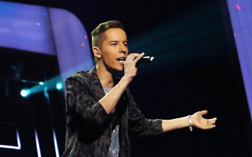 Dainininkas Gražvydas Sidiniauskas įstrigo Šiaurės Airijoje