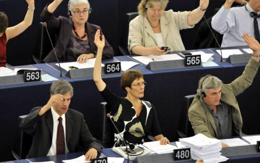 EP nariai nori atsikratyti būstinės Strasbūre