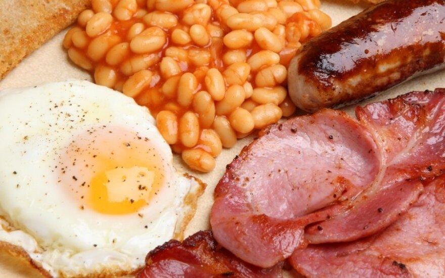 Mitybos specialistai atskleidė, kurios šalies pusryčiai sveikiausi