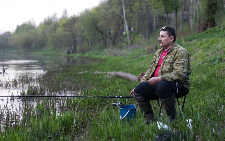 Kai kuriuose ežeruose žuvies sumažėjo dėl verslinės žvejybos