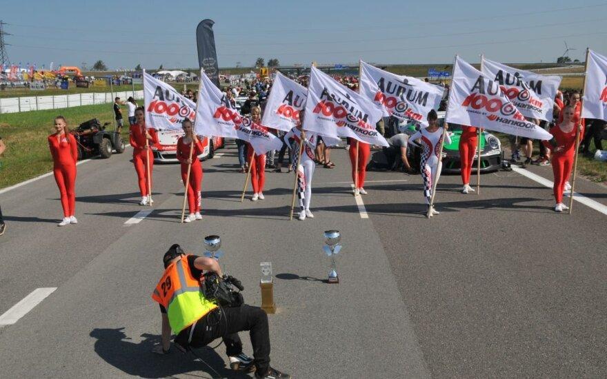 Viena komanda 1006 km lenktynėse nusiteikusi ryžtingai: tenkins tik pergalė