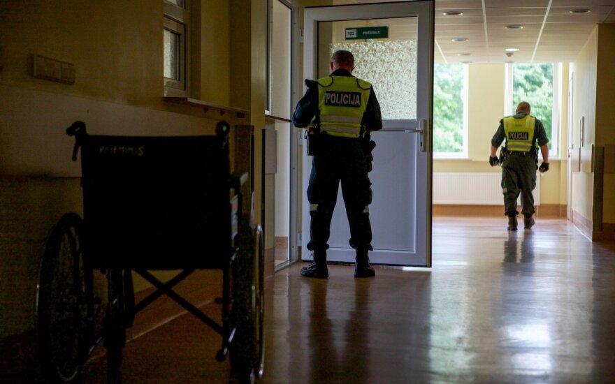 Sumuštas Radviliškio namų globotinis atsidūrė ligoninėje