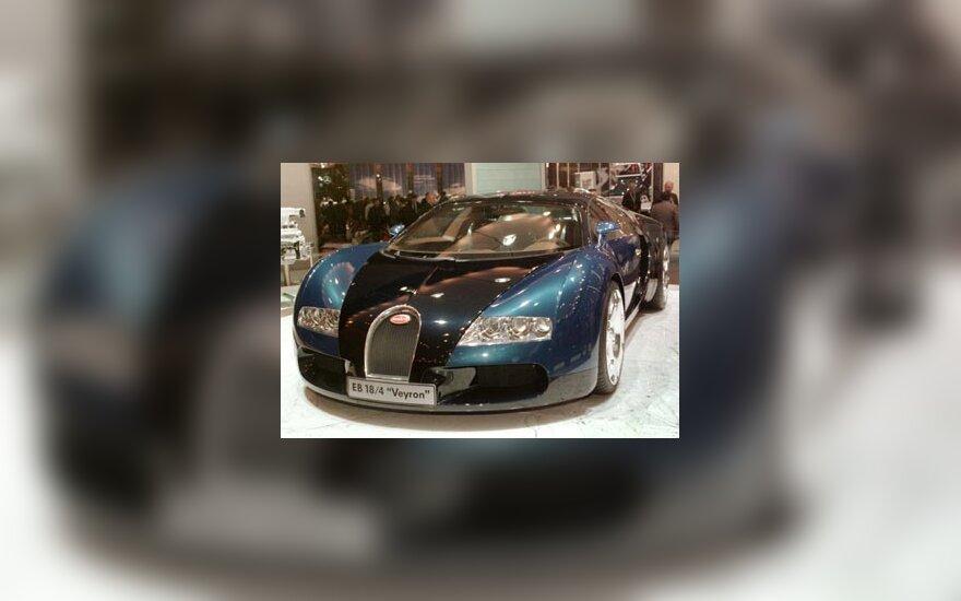 """""""Bugatti EB 18/4 Veyron"""""""