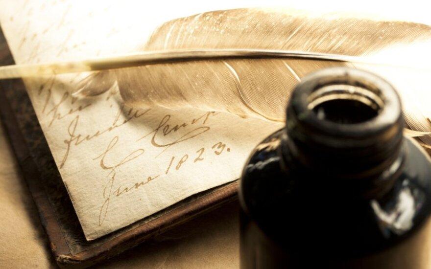 Ką rašysena išduoda apie žmogų?