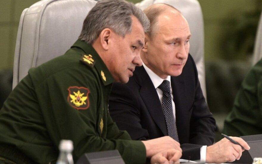 Ž. Pavilionis: V. Putinas kuria dar vieną frontą