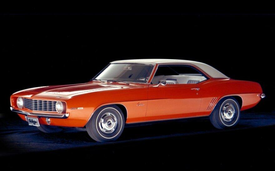 Chevrolet Camaro (1969 m.)