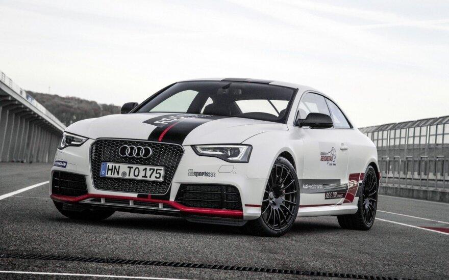 Audi RS 5 TDI