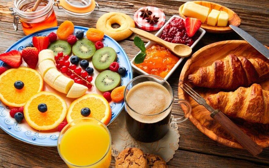 Produktai, kurių nepatariama valgyti tuščiu skrandžiu