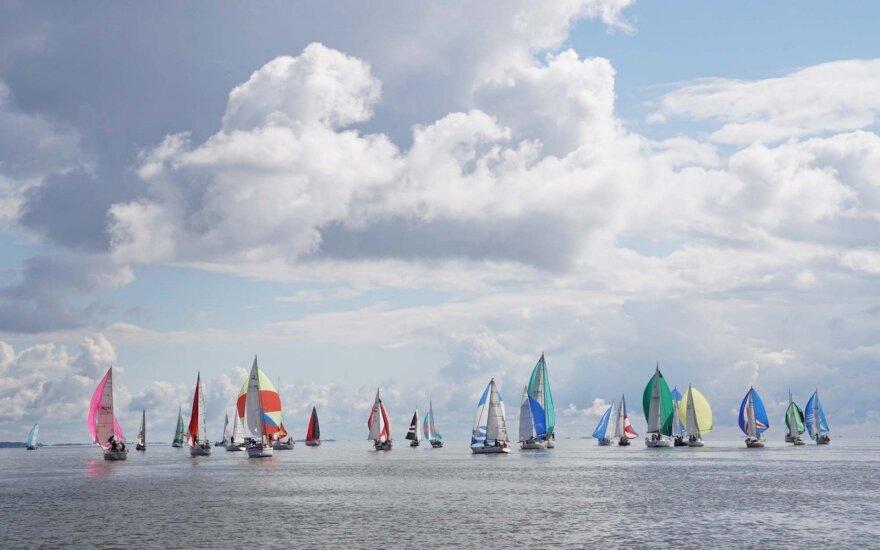 50-oji Kuršių marių regata