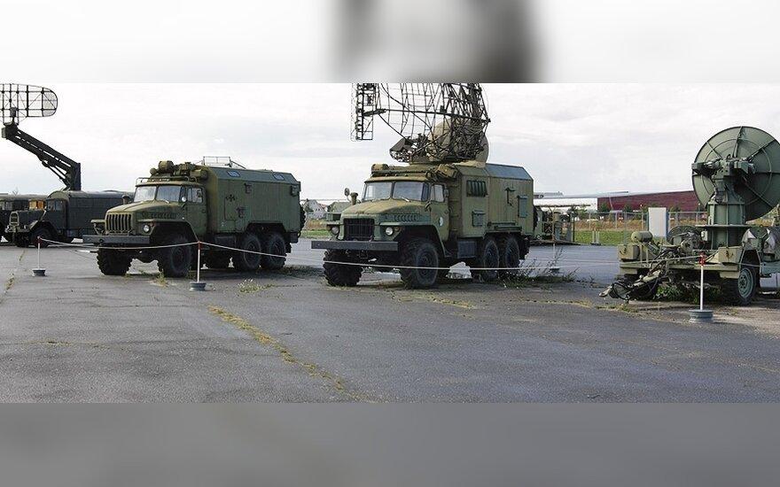Svarstoma bendros Baltijos šalių priešlėktuvinės gynybos idėja
