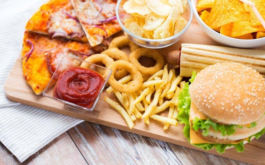 Pagrindinės mitybos klaidos, sukeliančios lemtingų sveikatos problemų
