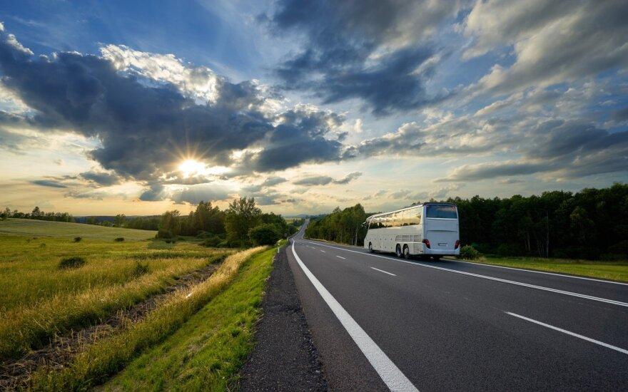 Incidentas važiuojant autobusu suglumino – suprato, kad diskutuoti neverta