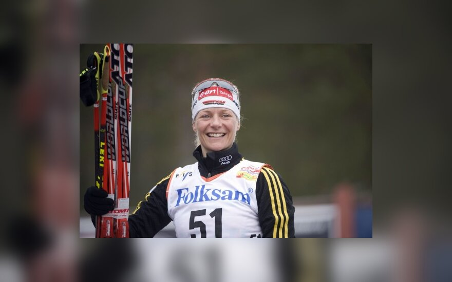 Claudia Nystad (Vokietija)