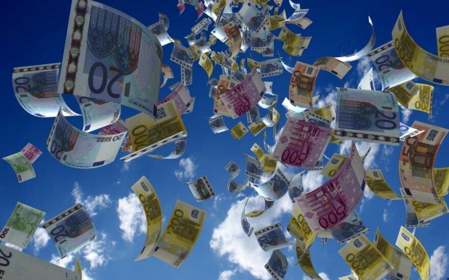 Lietuva iš Sanglaudos fondo gaus 6,5 mlrd. eurų