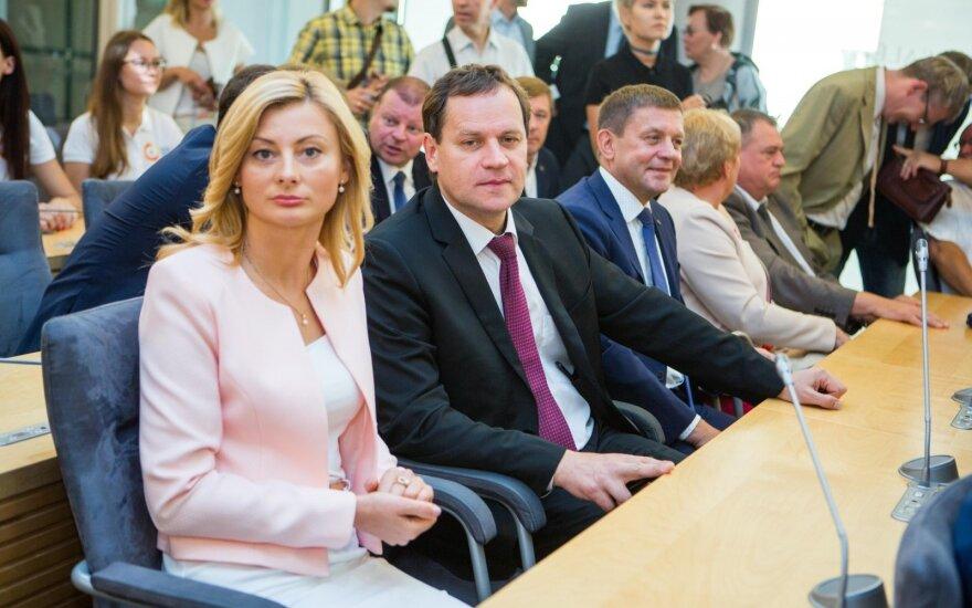 R.Tamašunienė and W. Tomaszewski