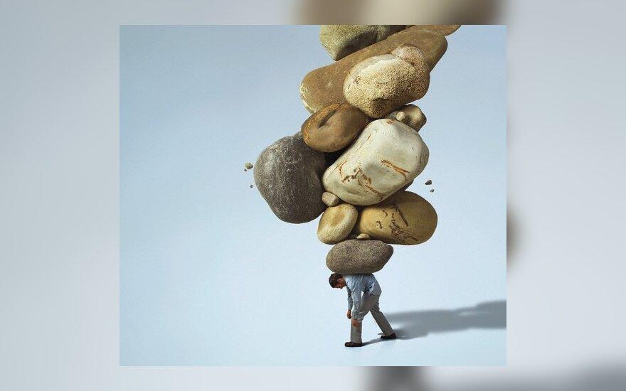 Prispaudus skoloms, vertinamas noras tartis